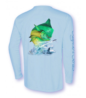 Signature Series - Mahi-Mahi (Bliss Blue)