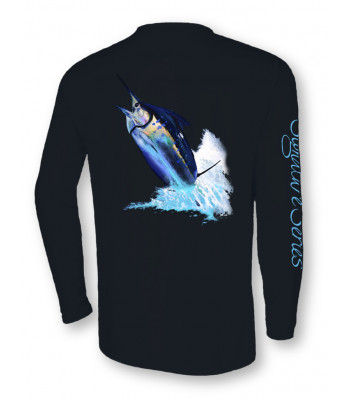 Signature Series - Blue Marlin  (Black)