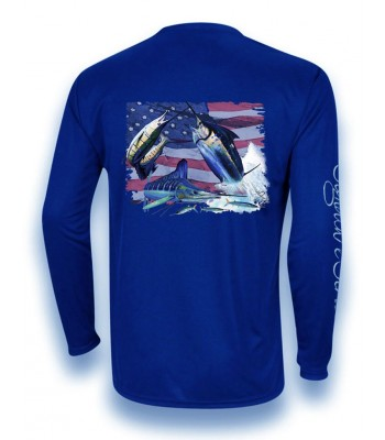 Signature Series - Grand Slam America Flag (Royal Blue)