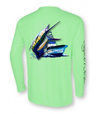 Signature Series - Sailfish and Boat (Poison)