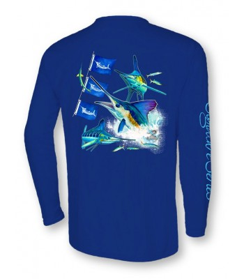 Signature Series - White Marlin Release (Royal Blue)