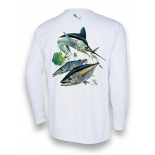 Vinatge Performance - White Marlin Tuna