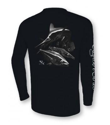 Signature Series - White Marlin, Tuna, Mahi, Wahoo (Black)