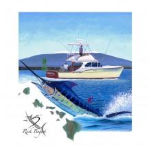 SAPO - Rick Bogert Commission Painting