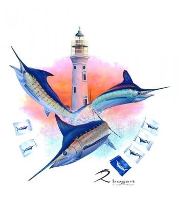 Aruba California Light Marlin