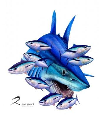 Big Mako Shark