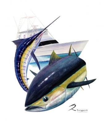 Canyon Run Blue Marlin Merrit