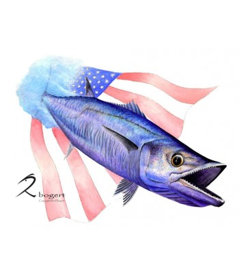 Patriot King Fish