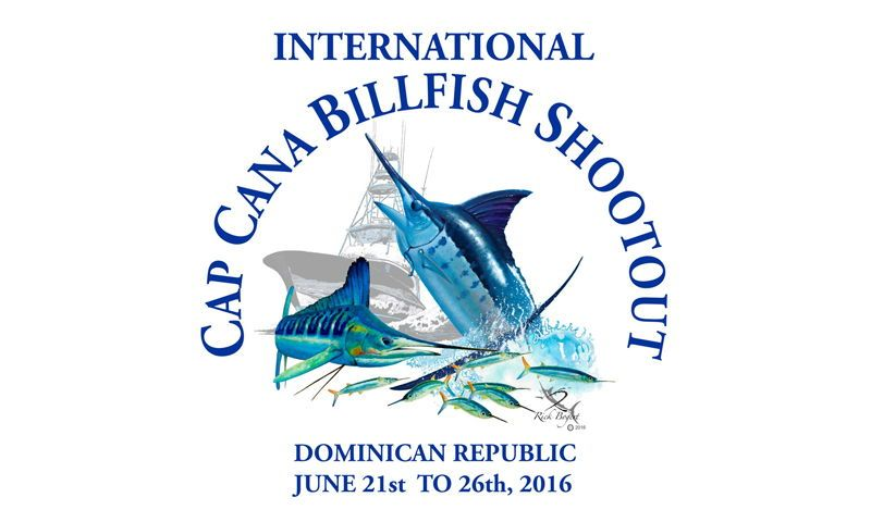 Rick Bogert Cap Cana Tournament Artist 2016